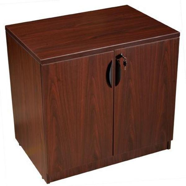 Hitop (36x22x29.5) 2-Shelf Storage Cabinet