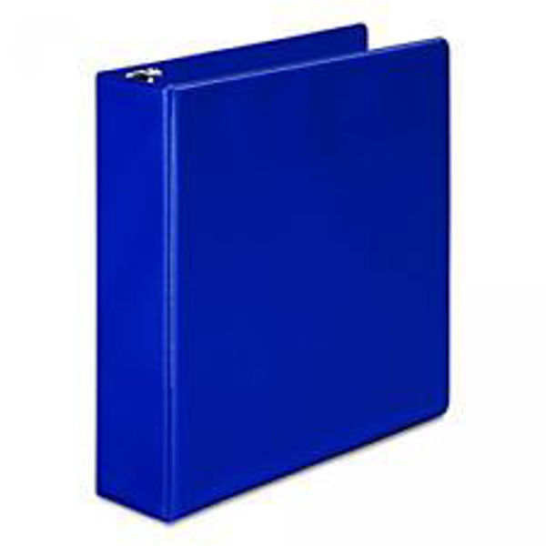 "2"" O-Ring Binder Blue #90332"