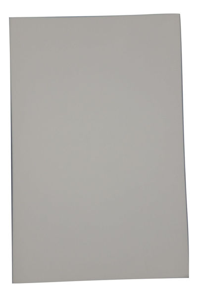 Note Size Scratch Pad - White