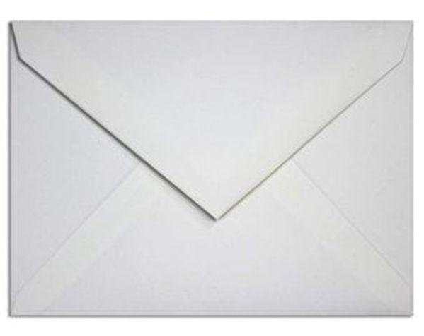 Marander 5-1/8 x 7-1/8 White Envelope