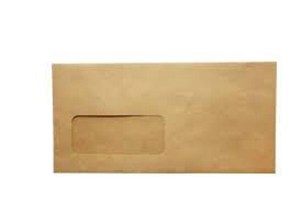 Marander #10 Manilla Window Envelopes 90gm