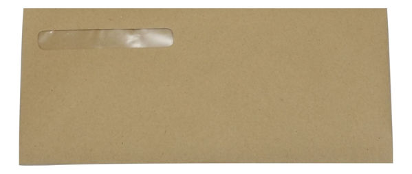 Marander #10 Man. Special  Window Envelopes