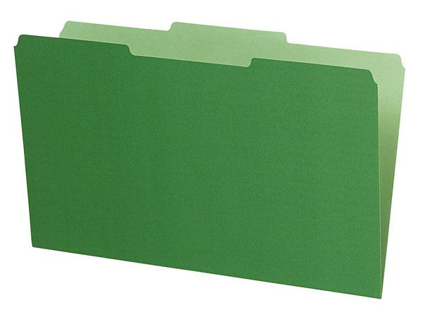 Pendaflex F/S File Folder - Green #15313