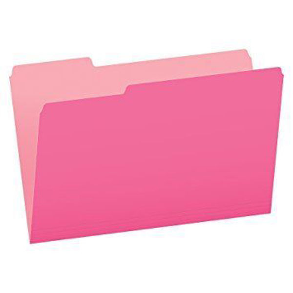 Pendaflex F/S File Folder - Pink #15313