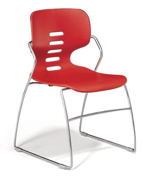 Prego Student Chair - Red