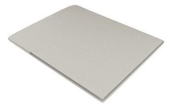 Press Kit Folder Classic Laid Grey