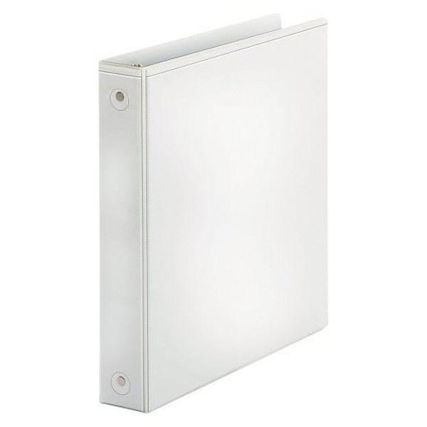"""1-1/2"""" VU O-Ring Binder White #90041"""