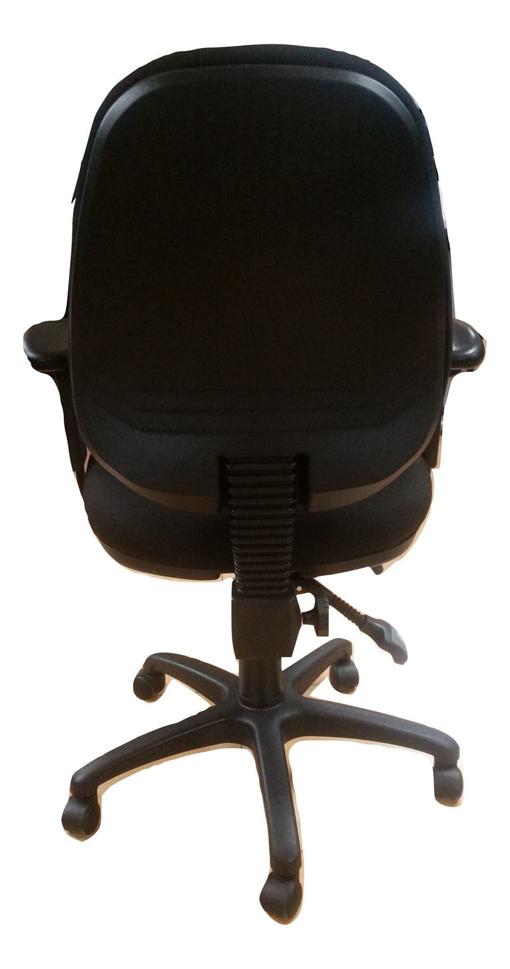Image H.D. Task Chair w/Arms- Black