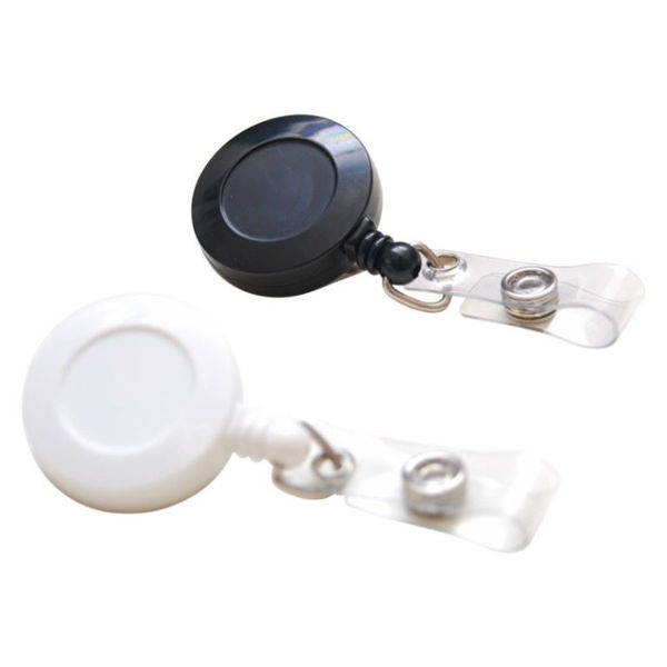 Retractable Reel for ID Card Holder