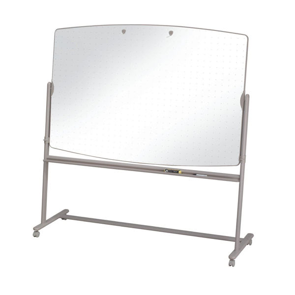 Quartet Mobile Reversible 48x72 Whiteboard #3640TE