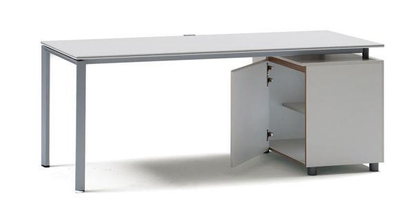 FX-1 Desk w/Cabinet 1600x800 UA