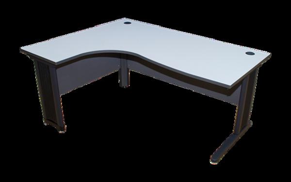 Torch 1600x1200 L-Type Desk - Grey