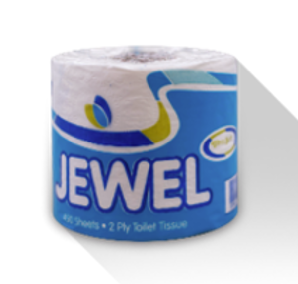 Jewel Toilet Tissue 2 Ply (24)