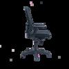 ITIS 2  High Back Exec. Mesh Chair Black (651A)