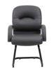 Boss Caresoft Side Chair Black