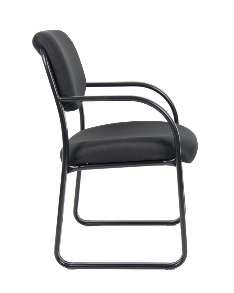 Boss Side Chair Black