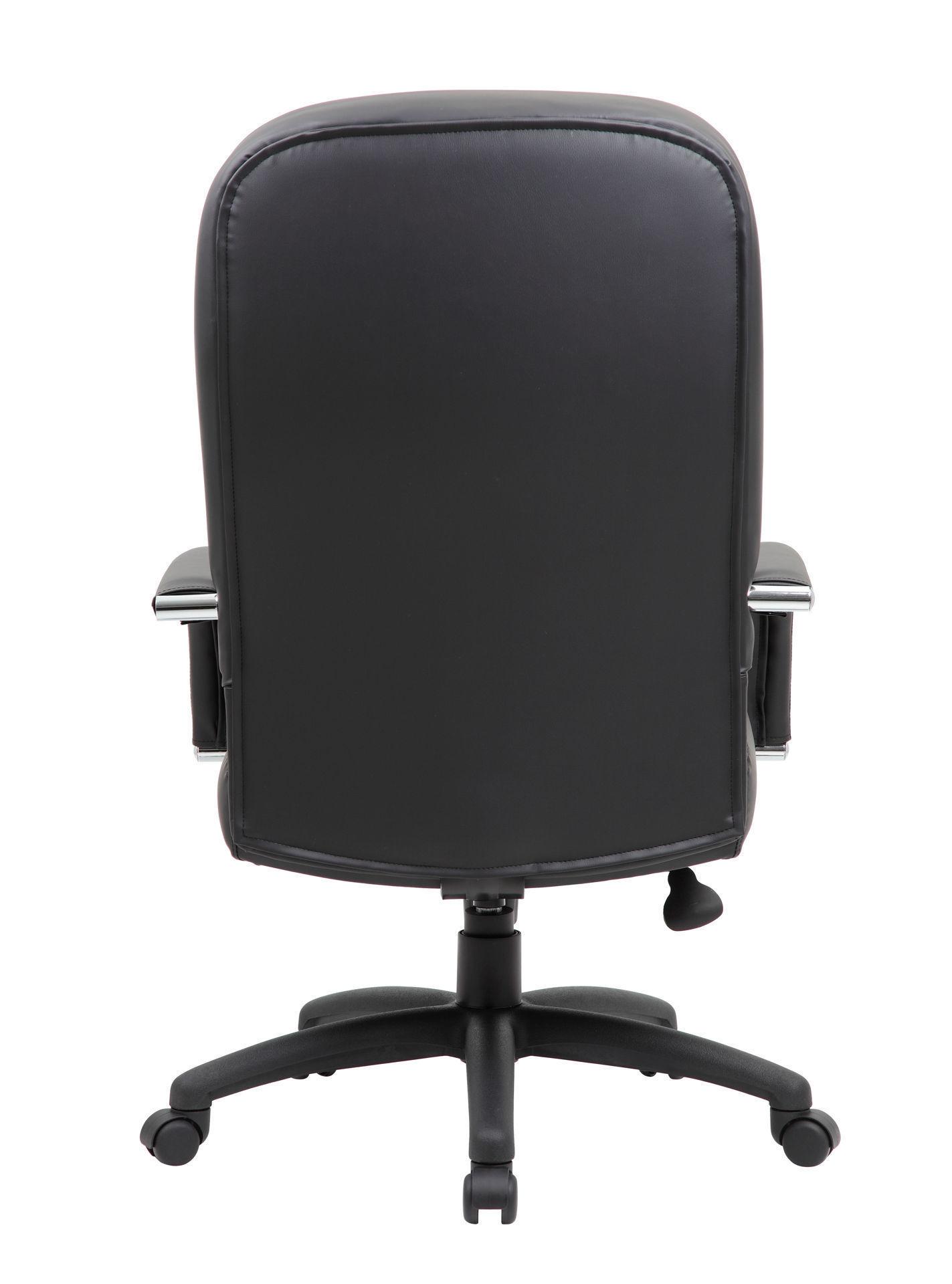 Boss Caresoft H.B. Exec. Chair Black