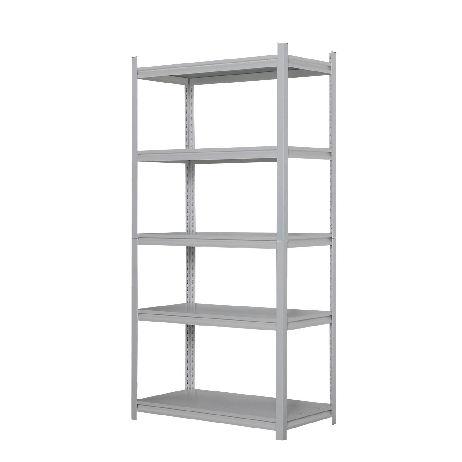 Image 72 x 36 (5-Shelves) Shelving Unit - White