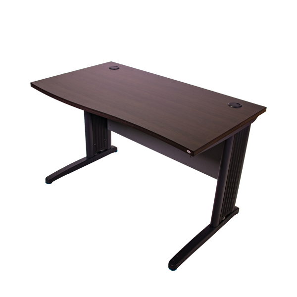 Picture of ST-D012BW Torch 1200x700 Standard Desk - Black Walnut