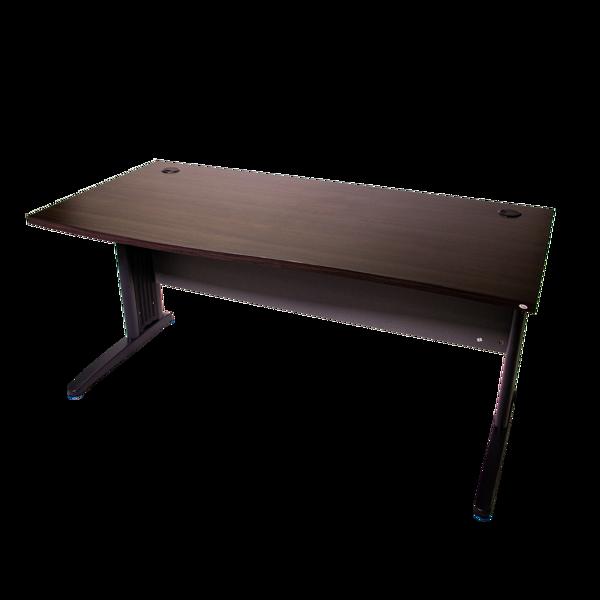 Picture of ST-D016BW Torch 1600x700 Standard Desk - Black Walnut