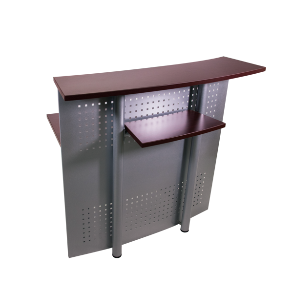 HiTop 47 x 12/27 Reception Desk