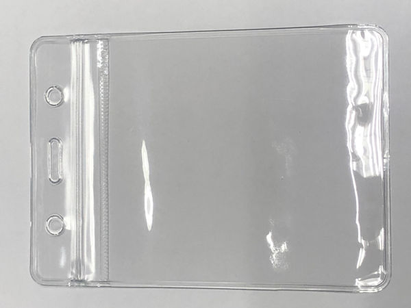 Picture of 02-005 CF 3 1/4 x 4 3/4 ID Card Holders (10) (Vertical)