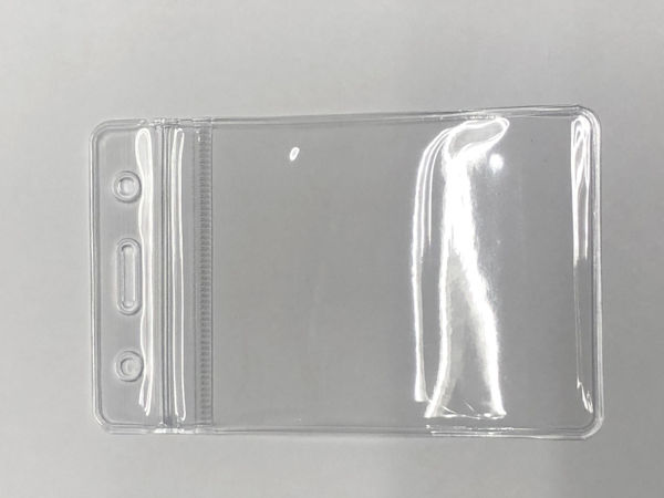 Picture of 02-006 CF 2 3/4 x 4 1/4 ID Card Holders (10) (Vertical)