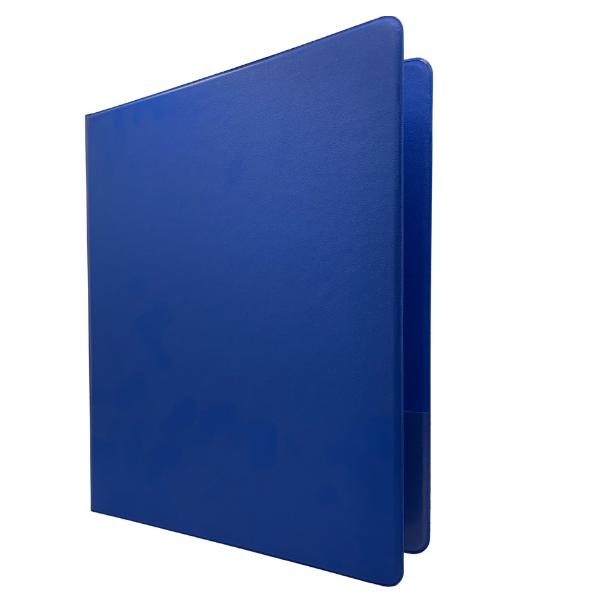 """1/2"""" O-Ring Binder Blue"""